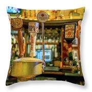 Pub Picks Throw Pillow