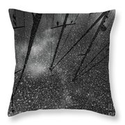 Puddle Of Dreams Throw Pillow