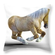 Pudge Throw Pillow