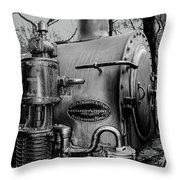 Puffing Billy II Throw Pillow