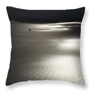 Puget Sound 2 Throw Pillow
