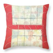 Pull A Thread And See What Happens Throw Pillow