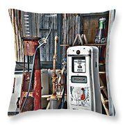 Pumps Throw Pillow