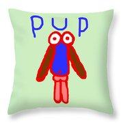 Pup Throw Pillow