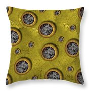 Pure Abstract Popart Throw Pillow