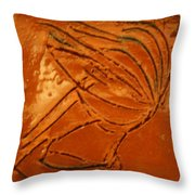 Pure Joy - Tile Throw Pillow