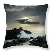 Purely Celestial Throw Pillow