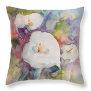 Purete 01 Throw Pillow