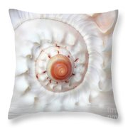 Purify Throw Pillow by Jacky Gerritsen