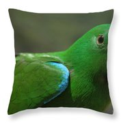 Purity Of Grace Throw Pillow
