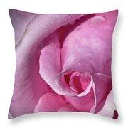 Purple Hues Throw Pillow