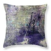 Purpletan Throw Pillow