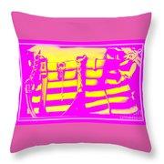 Purse Throw Pillow