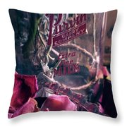 Purv... Throw Pillow