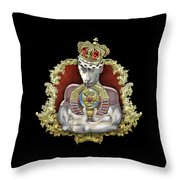 Putin's Dream - U S S R 2.0 Throw Pillow