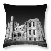 Pythian Castle #3 Throw Pillow