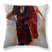 Quannah Parker Throw Pillow