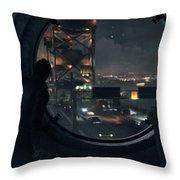 Quantum Break Throw Pillow