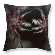 Quantum Collusion Throw Pillow