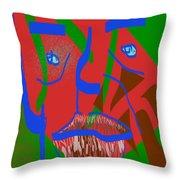 Quantum Throw Pillow