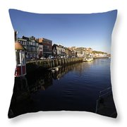 Quayside 2 Throw Pillow
