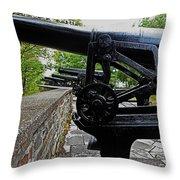 Quebec City 64 Throw Pillow
