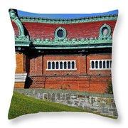 Quebec City 71 Throw Pillow