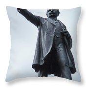 Quebec City Sculpture 32 Throw Pillow