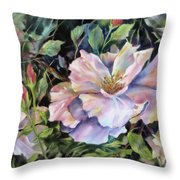 Queen For The Day Throw Pillow