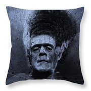 Queens Fine Throw Pillow