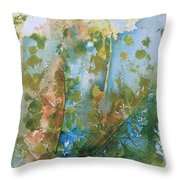 Queens Lace 2 Throw Pillow