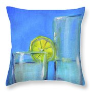 Quench Throw Pillow