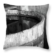 Quench The Fire Throw Pillow