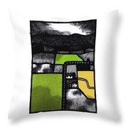 Quernmore 1 Throw Pillow