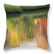 Quiet Inspiration Throw Pillow