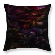 Quiet Places Of Long Ago Throw Pillow