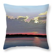 Quiet Reflection II Throw Pillow