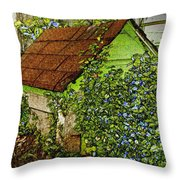 Quite Lonely Really Throw Pillow