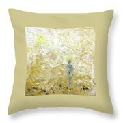 R-evolution In Dust Throw Pillow