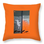 Raafjes Cover Throw Pillow