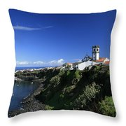 Rabo De Peixe Throw Pillow