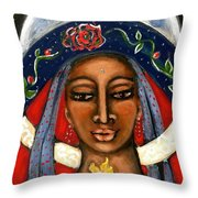 Rachel, Effecting Change Throw Pillow