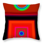 Radio Palladio Throw Pillow