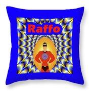 Raffo Throw Pillow