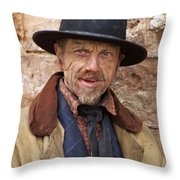 Ragged Victorians 4 Throw Pillow