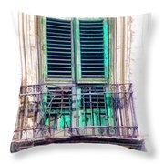Ragusa Window Throw Pillow