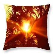 Rahmiel - Angel Of Mercy And Love. Throw Pillow