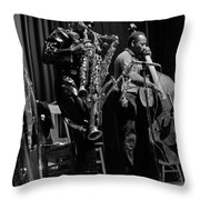 Rahsaan Roland Kirk 1 Throw Pillow