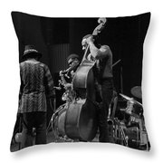 Rahsaan Roland Kirk 2 Throw Pillow