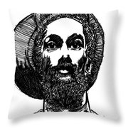 Rahsta1 Throw Pillow